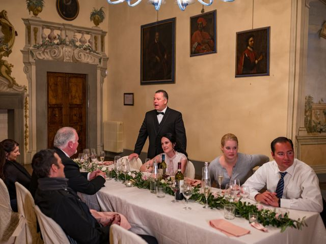 Il matrimonio di Todd e Nicole a Castelfiorentino, Firenze 98