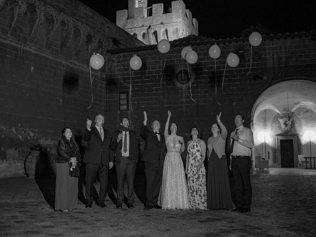 Il matrimonio di Todd e Nicole a Castelfiorentino, Firenze 99