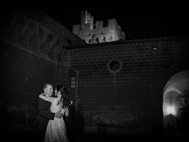 Il matrimonio di Todd e Nicole a Castelfiorentino, Firenze 102