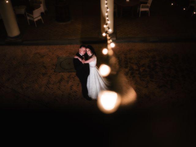 Il matrimonio di Todd e Nicole a Castelfiorentino, Firenze 104