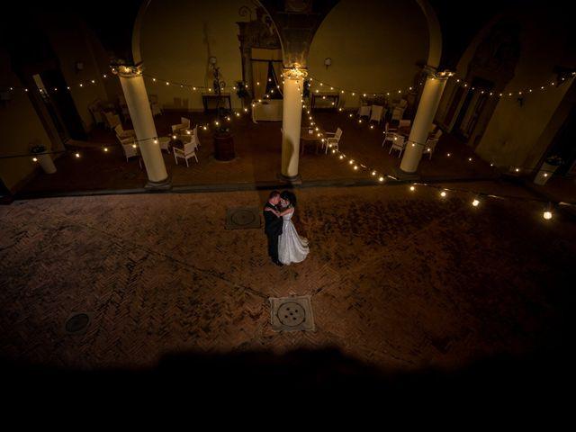 Il matrimonio di Todd e Nicole a Castelfiorentino, Firenze 105