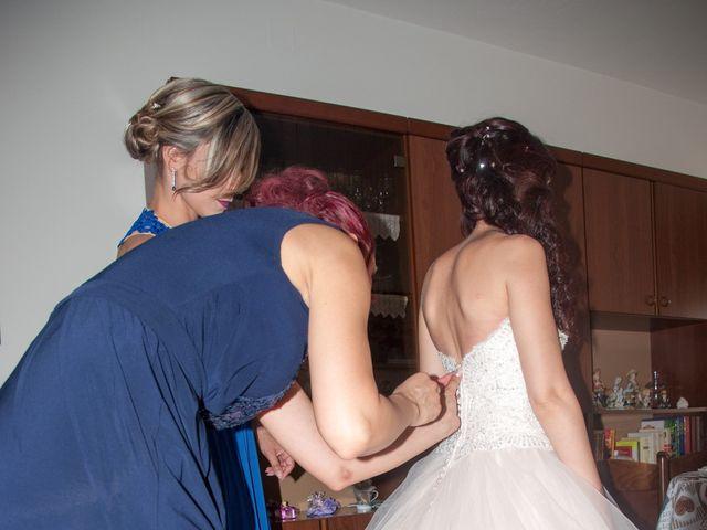 Il matrimonio di Roberto e Valeria a Terralba, Oristano 46