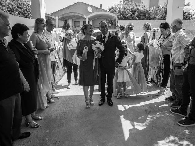 Il matrimonio di Roberto e Valeria a Terralba, Oristano 59