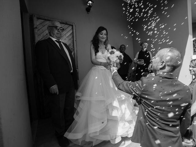 Il matrimonio di Roberto e Valeria a Terralba, Oristano 61
