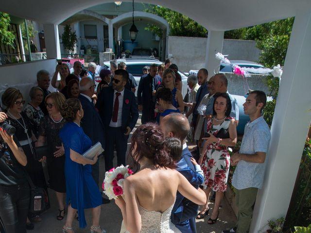 Il matrimonio di Roberto e Valeria a Terralba, Oristano 65