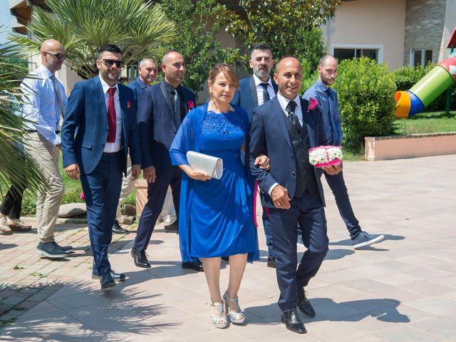 Il matrimonio di Roberto e Valeria a Terralba, Oristano 89