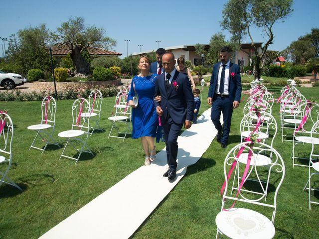 Il matrimonio di Roberto e Valeria a Terralba, Oristano 91