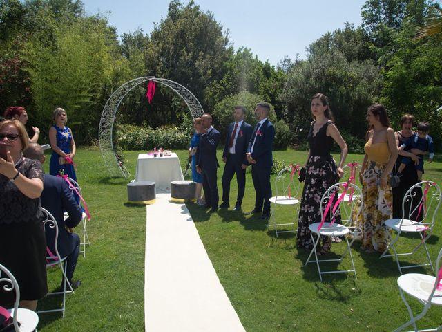 Il matrimonio di Roberto e Valeria a Terralba, Oristano 93