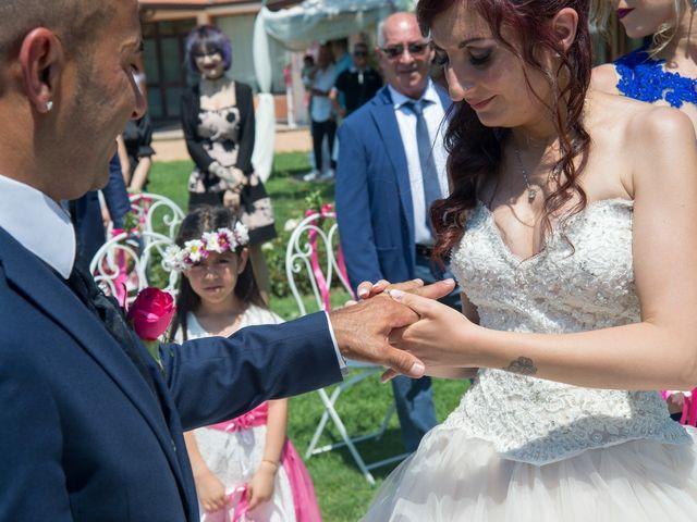Il matrimonio di Roberto e Valeria a Terralba, Oristano 97