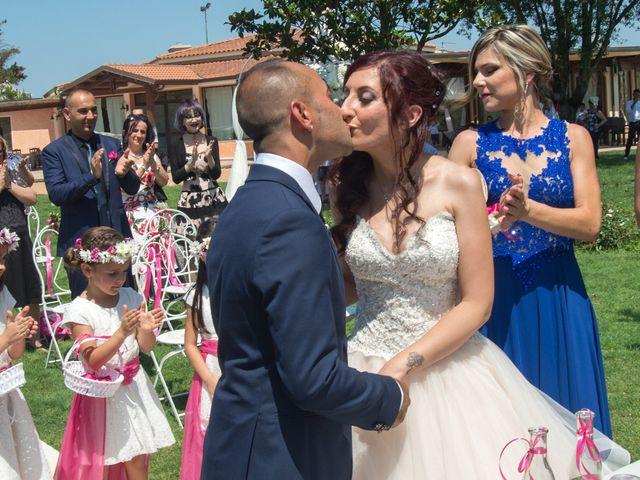 Il matrimonio di Roberto e Valeria a Terralba, Oristano 99