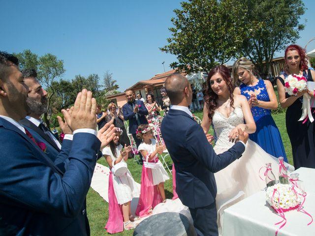 Il matrimonio di Roberto e Valeria a Terralba, Oristano 100
