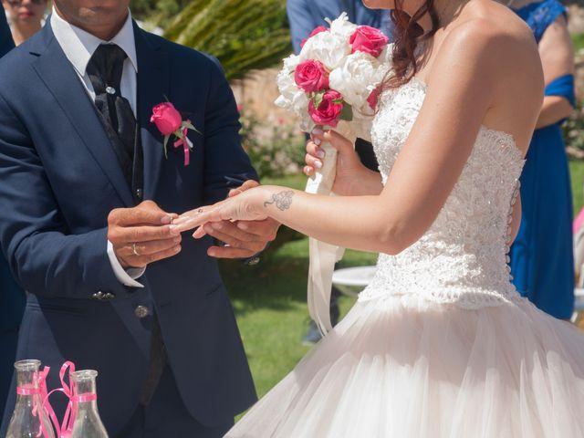 Il matrimonio di Roberto e Valeria a Terralba, Oristano 103