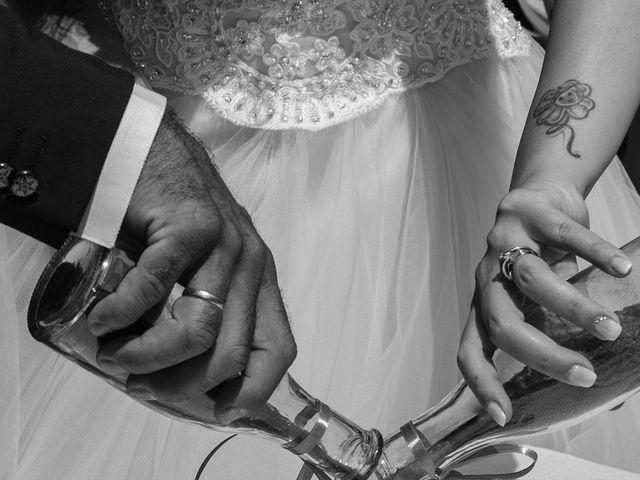 Il matrimonio di Roberto e Valeria a Terralba, Oristano 106