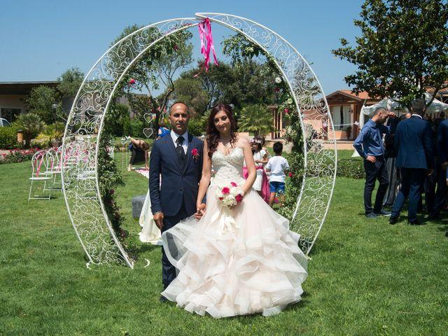 Il matrimonio di Roberto e Valeria a Terralba, Oristano 109