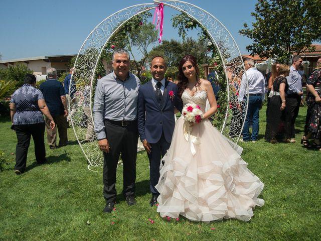 Il matrimonio di Roberto e Valeria a Terralba, Oristano 110
