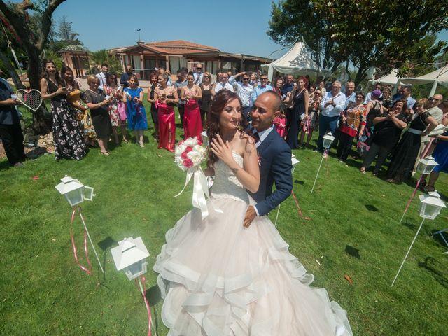 Il matrimonio di Roberto e Valeria a Terralba, Oristano 119