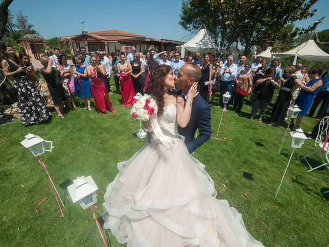 Il matrimonio di Roberto e Valeria a Terralba, Oristano 120