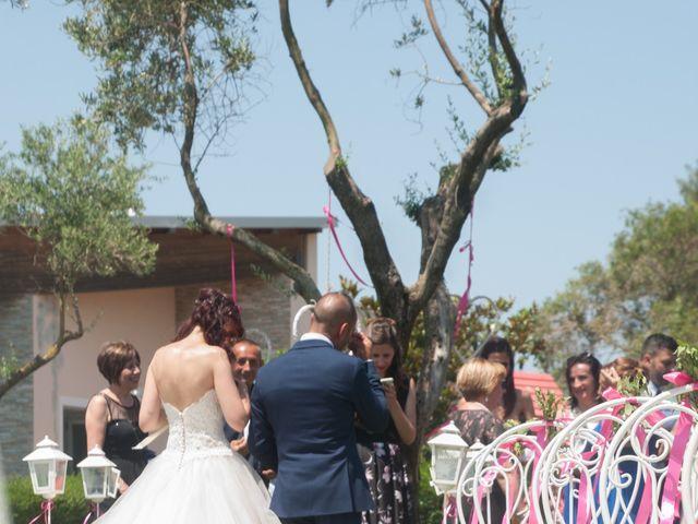 Il matrimonio di Roberto e Valeria a Terralba, Oristano 122