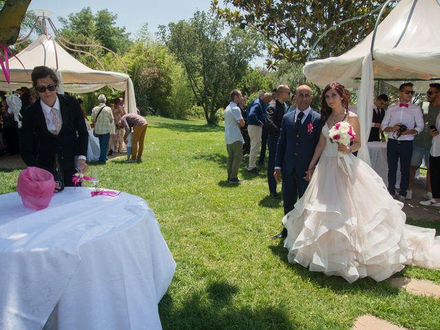Il matrimonio di Roberto e Valeria a Terralba, Oristano 128
