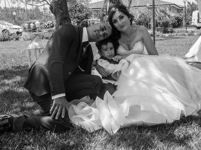 Il matrimonio di Roberto e Valeria a Terralba, Oristano 157