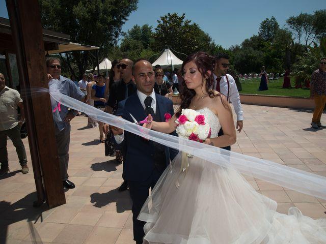 Il matrimonio di Roberto e Valeria a Terralba, Oristano 158