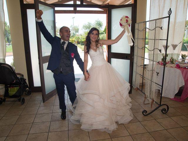 Il matrimonio di Roberto e Valeria a Terralba, Oristano 163