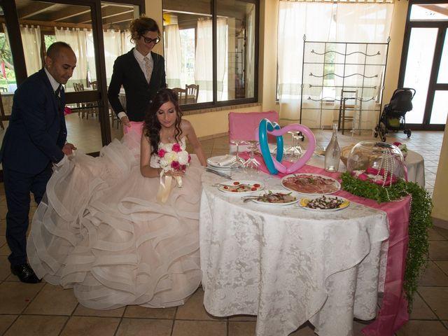 Il matrimonio di Roberto e Valeria a Terralba, Oristano 166