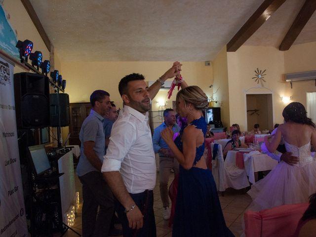 Il matrimonio di Roberto e Valeria a Terralba, Oristano 180
