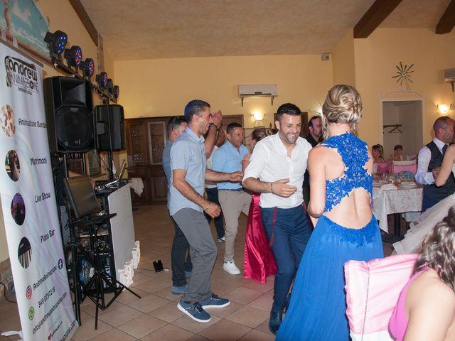 Il matrimonio di Roberto e Valeria a Terralba, Oristano 181