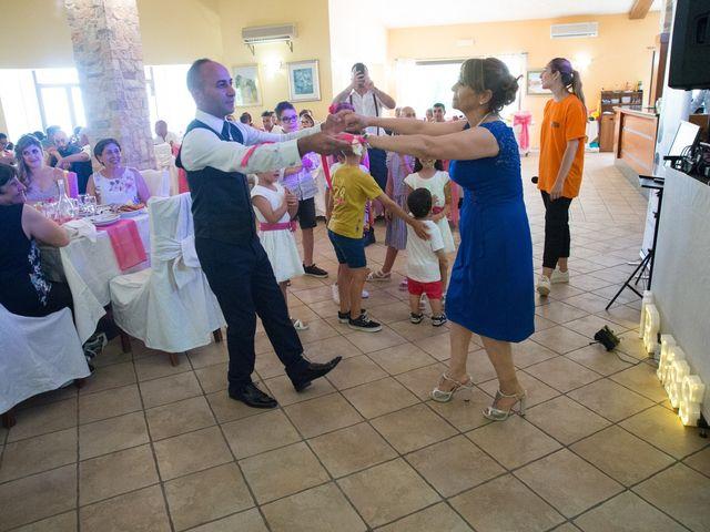 Il matrimonio di Roberto e Valeria a Terralba, Oristano 184