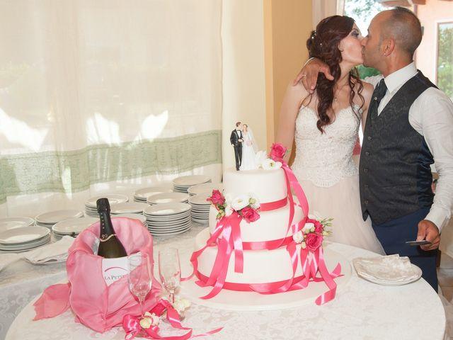 Il matrimonio di Roberto e Valeria a Terralba, Oristano 215