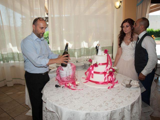 Il matrimonio di Roberto e Valeria a Terralba, Oristano 218