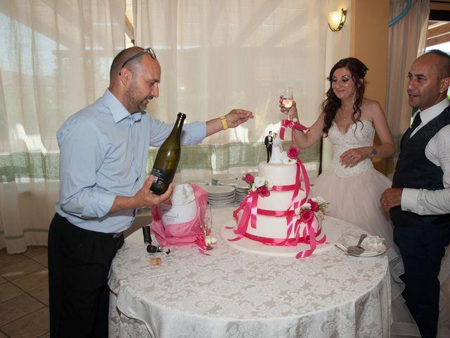 Il matrimonio di Roberto e Valeria a Terralba, Oristano 219