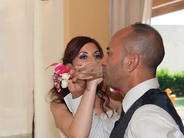 Il matrimonio di Roberto e Valeria a Terralba, Oristano 221