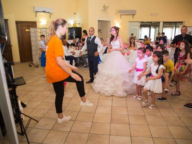 Il matrimonio di Roberto e Valeria a Terralba, Oristano 230
