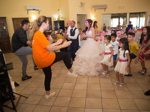 Il matrimonio di Roberto e Valeria a Terralba, Oristano 231