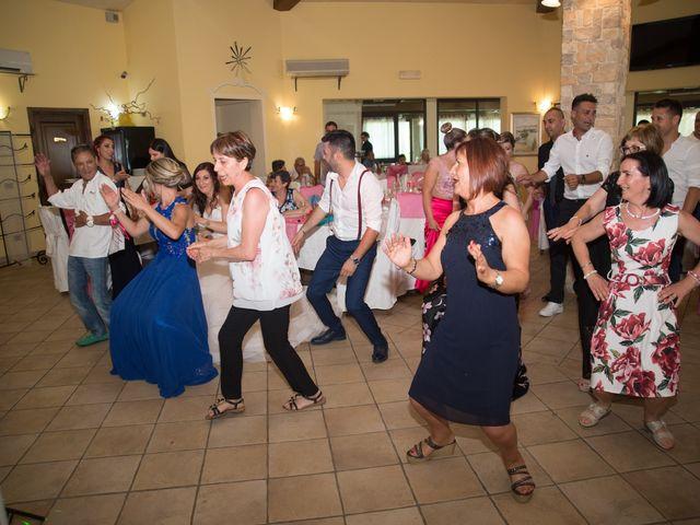 Il matrimonio di Roberto e Valeria a Terralba, Oristano 240