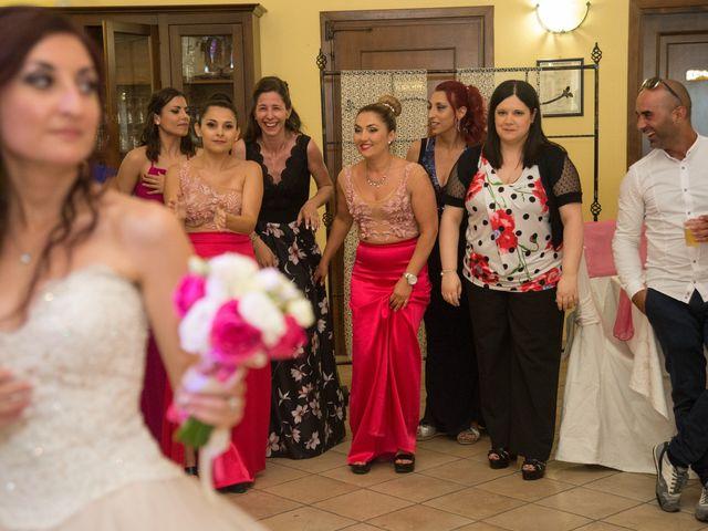 Il matrimonio di Roberto e Valeria a Terralba, Oristano 243