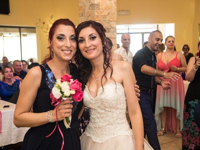 Il matrimonio di Roberto e Valeria a Terralba, Oristano 245