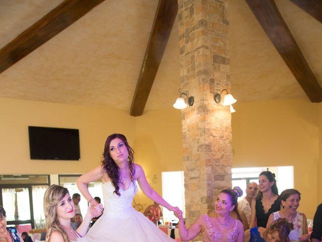 Il matrimonio di Roberto e Valeria a Terralba, Oristano 247