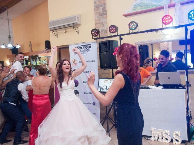 Il matrimonio di Roberto e Valeria a Terralba, Oristano 248