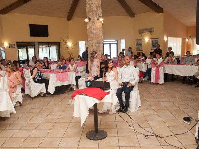 Il matrimonio di Roberto e Valeria a Terralba, Oristano 253