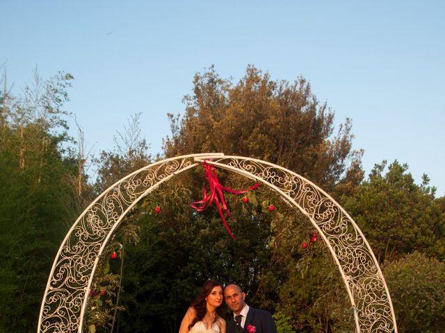 Il matrimonio di Roberto e Valeria a Terralba, Oristano 274