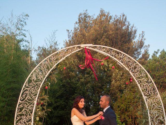 Il matrimonio di Roberto e Valeria a Terralba, Oristano 276