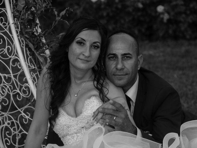 Il matrimonio di Roberto e Valeria a Terralba, Oristano 279
