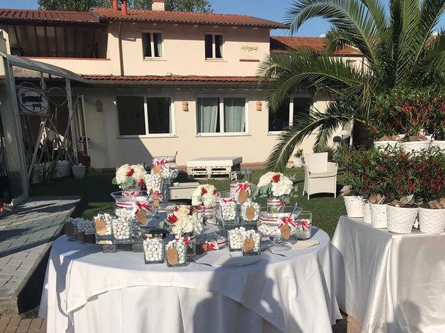 Il matrimonio di Lorenzo  e Veronica  a Ameglia, La Spezia 7