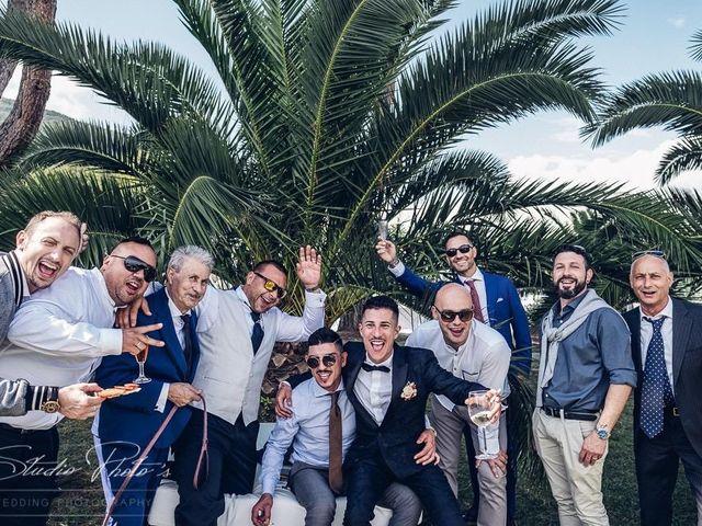 Il matrimonio di Lorenzo  e Veronica  a Ameglia, La Spezia 17