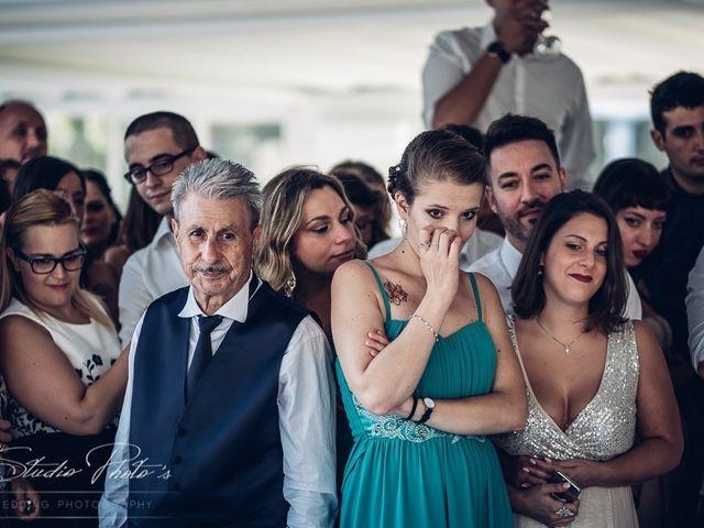 Il matrimonio di Lorenzo  e Veronica  a Ameglia, La Spezia 21