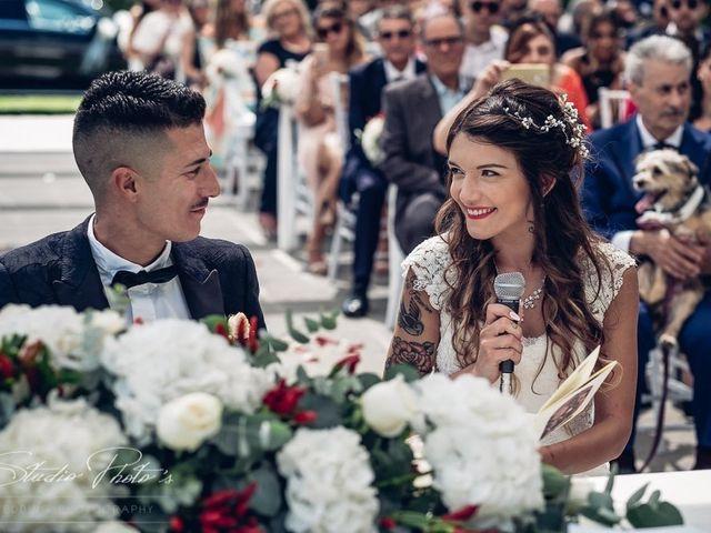 Il matrimonio di Lorenzo  e Veronica  a Ameglia, La Spezia 39
