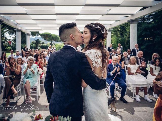 Il matrimonio di Lorenzo  e Veronica  a Ameglia, La Spezia 40